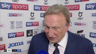 Warnock: We didn't take chances