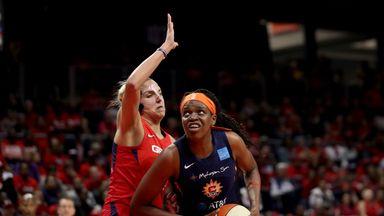 WNBA Finals Gm 5: Sun 78-89 Mystics