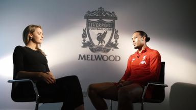 Van Dijk: City aren't going away