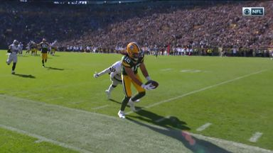 Kumerow TD for Packers