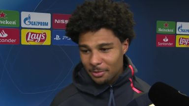 Gnabry: We knew Spurs would defend high