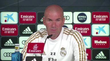 Zidane: We will play Clasico whenever