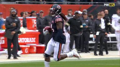 Bears returns kick-off for 102-yard TD