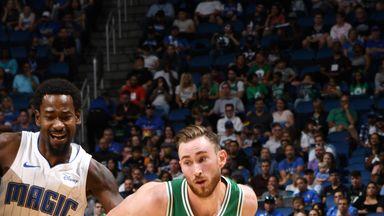 Preseason: Celtics 100-75 Magic