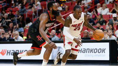 Preseason: Rockets 144-133 Heat