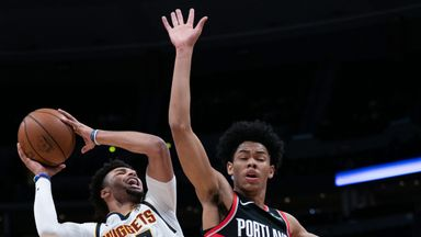 Preseason: Blazers 104-110 Nuggets