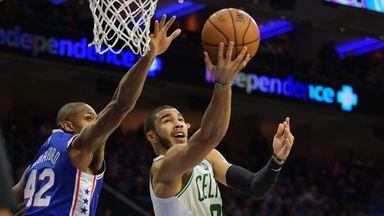 'Celtics showing importance of team chemistry'