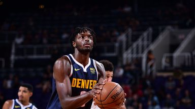 Preseason: Nuggets 107-102 Suns