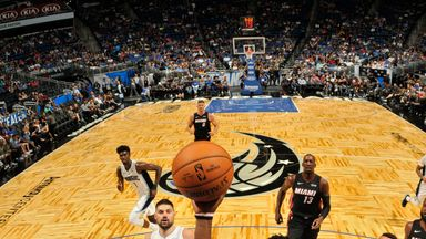 Preseason: Heat 107-98 Magic
