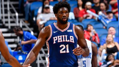 Preseason: 76ers 126-94 Magic