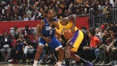 Lakers 102-112 Clippers