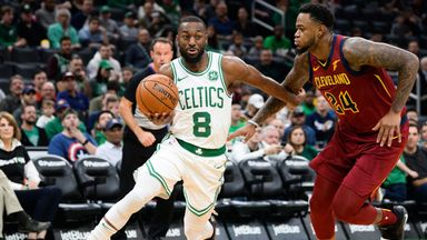 Preseason: Cavaliers 72-118 Celtics