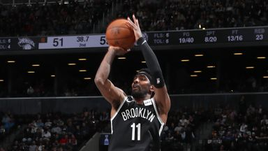 NBA Saturday Primetime: Nets @ Bulls