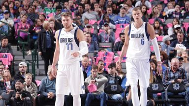 Preseason: Thunder 70-107 Mavericks