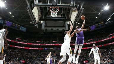 Preseason: Kings 128-115 Jazz