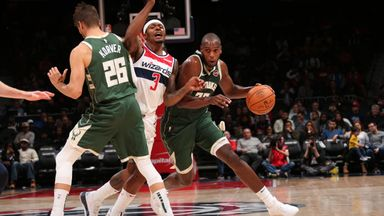 Preseason: Bucks 115-108 Wizards