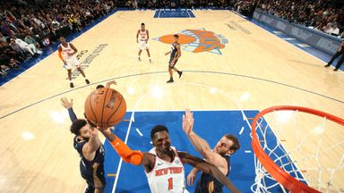 Preseason: Pelicans 117-116 Knicks