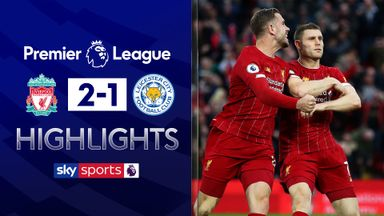 Milner gives Liverpool 90+5 min victory