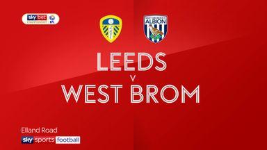 Leeds 1-0 West Brom