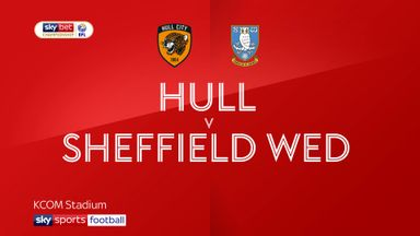 Hull 1-0 Sheff Wed