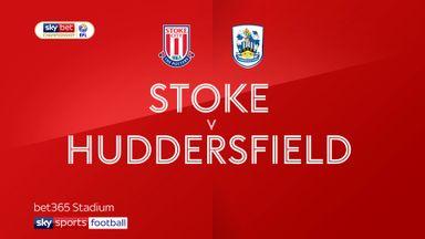 Stoke 0-1 Huddersfield
