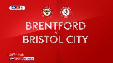 Brentford 1-1 Bristol City