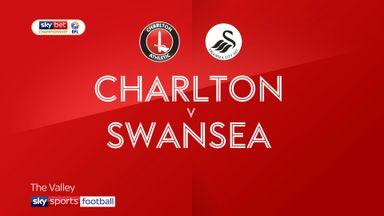 Charlton 1-2 Swansea