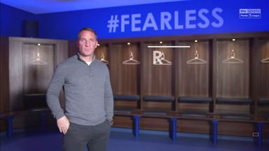 Brendan Rodgers | FIRST