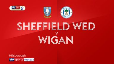 Sheffield Wednesday 1-0 Wigan