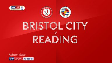 Bristol City 1-0 Reading