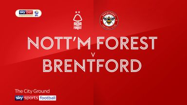Nottingham Forest 1-0 Brentford