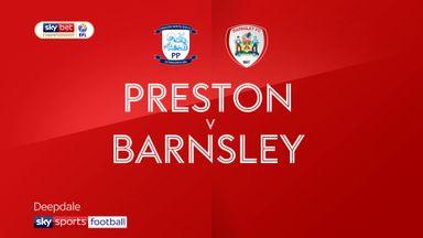 Preston 5-1 Barnsley
