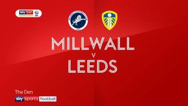 Millwall 2-1 Leeds