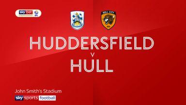 Huddersfield 3-0 Hull