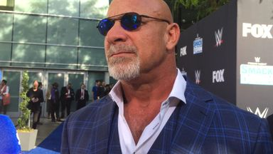 Goldberg dismisses NXT's Matt Riddle