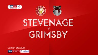 Stevenage 2-1 Grimsby