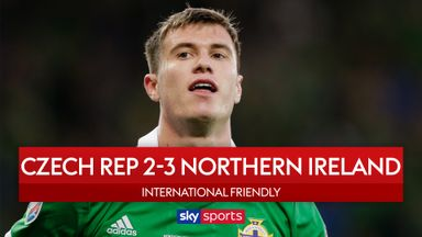 Czech Republic 2-3 Northern Ireland