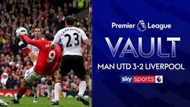 PL Vault | Man Utd 3-2 Liverpool (2010)