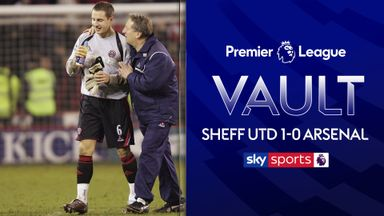 PL Vault | Sheffield Utd 1-0 Arsenal