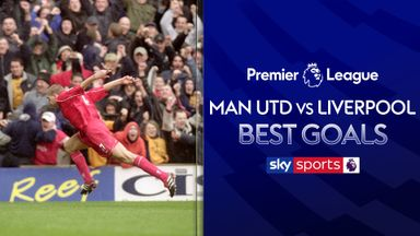 Man Utd vs Liverpool - Greatest Goals
