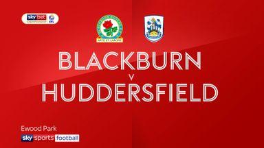 Blackburn 2-2 Huddersfield