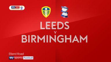 Leeds 1-0 Birmingham