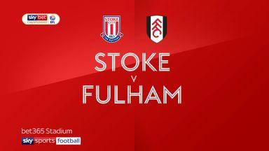 Stoke 2-0 Fulham