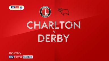 Charlton 3-0 Derby