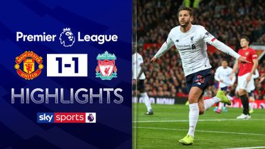 Late Lallana strike saves Liverpool
