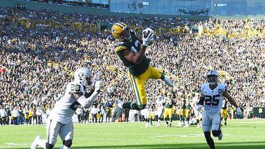 Raiders 24-42 Packers