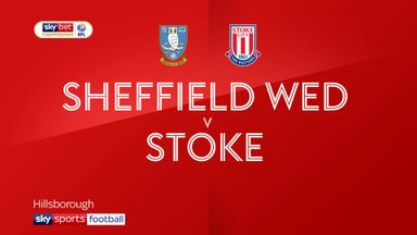Sheffield Wednesday 1-0 Stoke