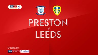 Preston 1-1 Leeds