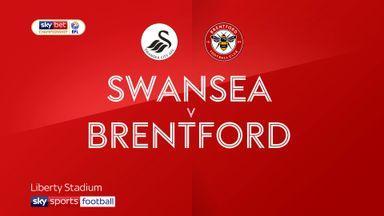 Swansea 0-3 Brentford