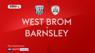 West Brom 2-2 Barnsley